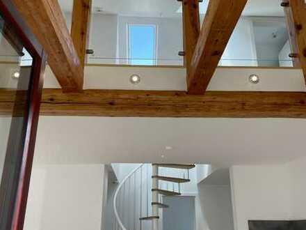 4 Zimmer-Wohnung über 2 Etagen 140,6 m2 Nf.+ 2xBad + Zentralheizung + Balkon + (WE-Nr.17-5)