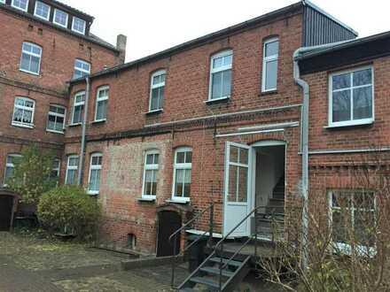 Zentrale 2-Zimmer-Wohnung in Wittstock