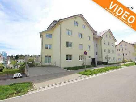 Pfiffige 2 Zimmer-Wohnung mit Balkon und Garage in Calw-Wimberg