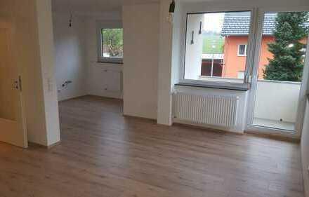 Exklusive, vollständig renovierte 4-Zimmer-Wohnung mit Balkon in Bad Waldsee