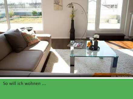 Schöner Blick -3-Zi-Wohnung mit großem Balkon und offener Küche