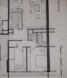 Gepflegte 3-Zimmer-Wohnung mit Balkon und Einbauküche in Stuttgart