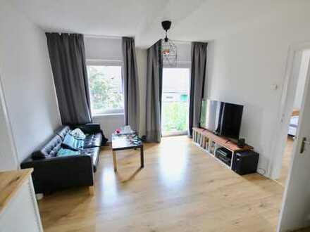 **45qm 2Zi. Wohnung mit Balkon - Wohnen in guter Innenstadtlage unweit des Bermuda´s**