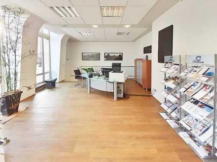 Sehr schönes Ladengeschäft mit Schaufenster/Büro/Praxis in Toplage von Landau