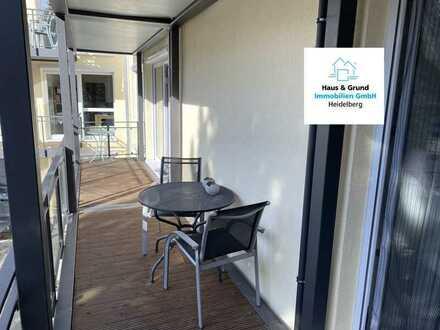 Haus & Grund Immobilien GmbH - 3-Zimmer Wohnung mit Balkon und PKW-Garagenplatz in HD-Rohrbach