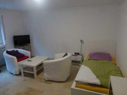 2-Zimmer-Wohnung mit Bad und großem Freisitz / Terrasse in Münster Nienberge