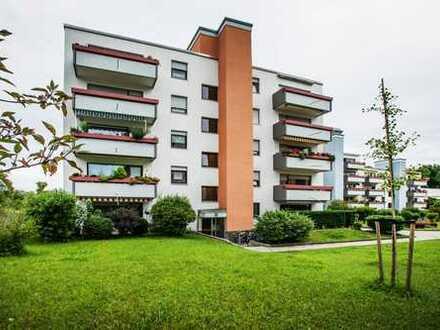 Frisch renovierte 4-Zimmer-Wohnung in Rosenheim, direkt an der Mangfall!