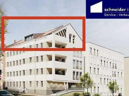 Individuell_Steigerwaldblick_Aufzug in die Wohnung_Erstbezug_Sanierungs-AfA, Südbalkon ca. 19m²....