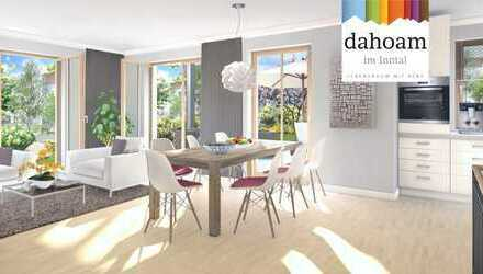 NEU Mehrgenerationenwohnen! Viel Platz für Ihre Familie - 3 Zimmer + Hobbyraum im UG !