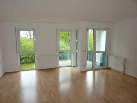 Gepflegte 2-Zimmer-Wohnung mit Balkon in Ulm