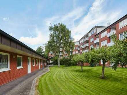1 Zimmer Seniorenwohnung in Finkenwerder