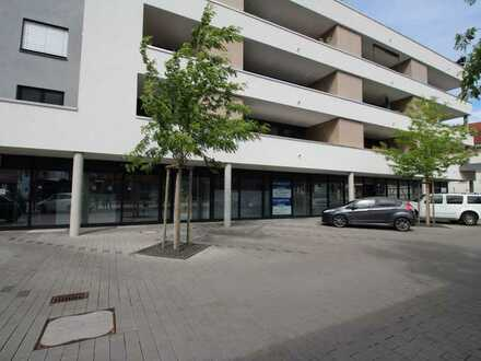 Zentrum Uhingen - Attraktive Gewerbeeinheit im Erdgeschoss!