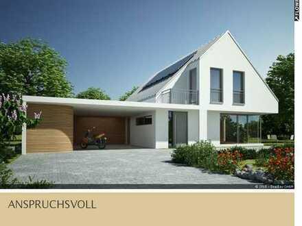 Lichtdurchflutetes Haus in Kettwig mit Blick ins Grüne. Wohnen am Landschaftsschutzgebiet