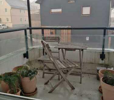 Gepflegte 1-Zimmer-Wohnung mit Balkon und EBK in Kempten