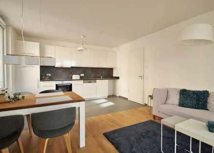 Top modernes 1 Zimmer-Apartment direkt am neuen Hafen!