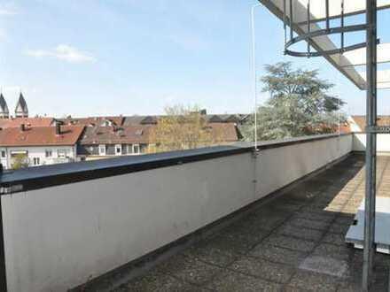 Penthouse-Büroeinheit ca. 220 m² - zu vermieten