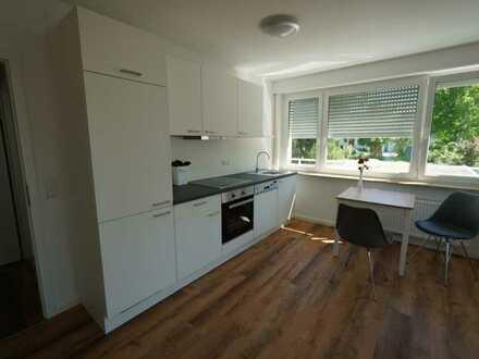 Geschmackvolle möblierte Apartment-Wohnung mit Balkon und EBK in Leinfelden-Echterdingen