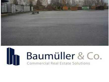 - 10.000 m² Freifläche + Büro -