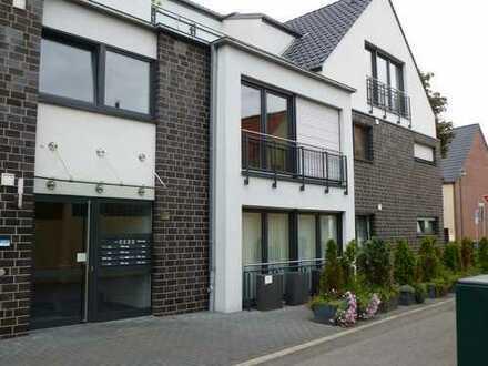 Neuwertige, barrierefreie Wohnung mit Wintergarten in Rheinberg Stadtmitte zu vermieten!!