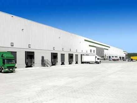 Projektierte Logistik- und Produktionsflächen in Striegistal   15 ha