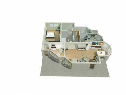 Provisionsfrei! Exklusiver Wohnung mit Terrasse und Wintergarten.