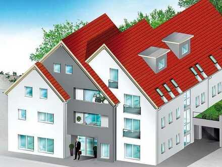 Moderne und hochwertig ausgestattete Wohnung mit Aufzug mitten in Flein