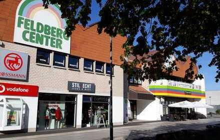 Große Einzelhandels- oder Dienstleistungsfläche im Feldberg Center zu vermieten