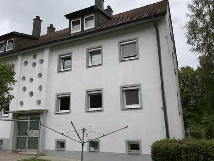 Zentrale 3-Zimmer Erdgeschosswohnung mit Balkon