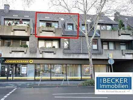 Geräumige 3-Zimmer-Maisonettewohnung in gefragter Lage von Meerbusch-Büderich