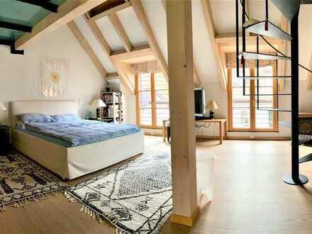 *** Exklusiv ausgestattetes und voll möbliertes Stadthaus ***