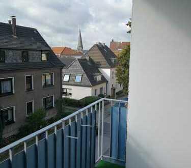 Erstbezug nach Sanierung mit Balkon: attraktive Wohnung am Rande der Hattinger Altstadt