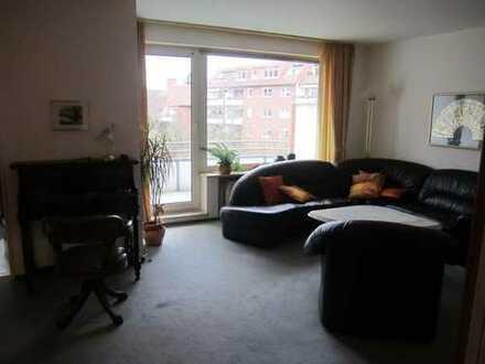 Charmante 2-Zimmer-Wohnung mit großem Balkon in Hannover-Wettbergen