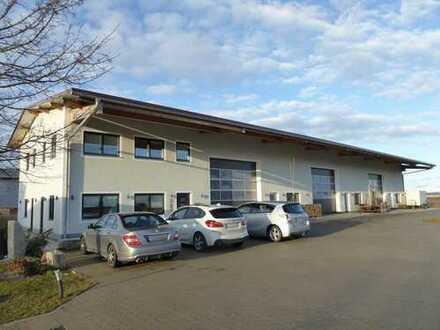KAINZ-IMMO.DE - Neuwertige Produktions-/ oder Lagerfläche in 85447 Fraunberg