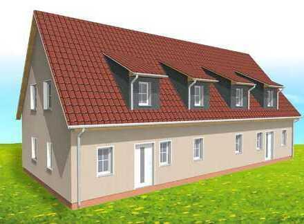 Werneuchen - Doppelhaushälfte mit Teilgrundstück in ruhiger Lage