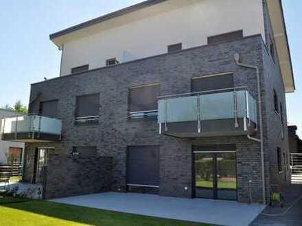 Erstbezug: schöne barrierefreie 2-Zimmer-Wohnung mit Garten und ebenerdigem Eingang in Lünen