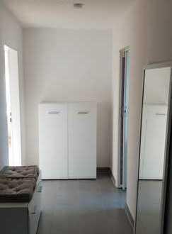 Möblierte 2-Zimmer Dachgeschosswohnung ab sofort
