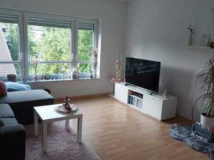 Gemütliche und sehr sonnige 3-Zimmer Wohnung mit Balkon in Vöhringen zu vermieten