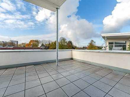 Penthouse in bester Innenstadtlage von Buer!
