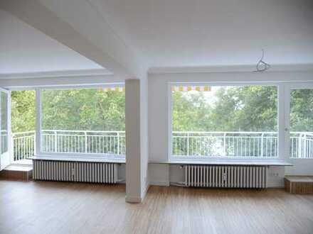 Bellevue: Penthouse-Wohnung 71 qm mit Alsterblick, große Terrasse, ab 1.12.