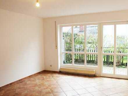 Helle 2-Zimmer EG-Whg. mit Terrasse