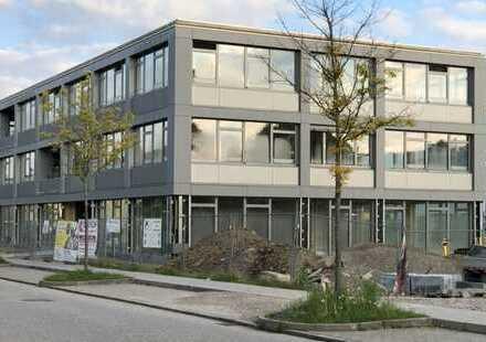 Murnau - modernes Gewerbegebäude - noch 1 Einheit im EG frei
