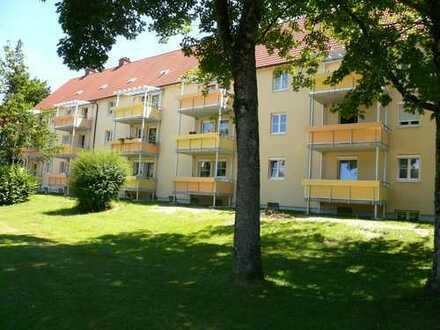 stadtnahe 2-Zimmerwohnung mit Balkon