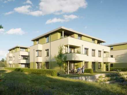 Wohnen am Bienenberg: 3-Zimmer-Wohnung in Malterdingen - WE522