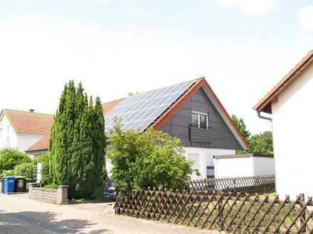 Ruhige Ortsrandlage 5-Raum-DG-Wohnung in Frettenheim