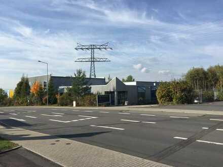 Moderne Industrieimmobilie mit Bürogebäude in Top-Lage für bis zu 50 Mitarbeitern zu verkaufen