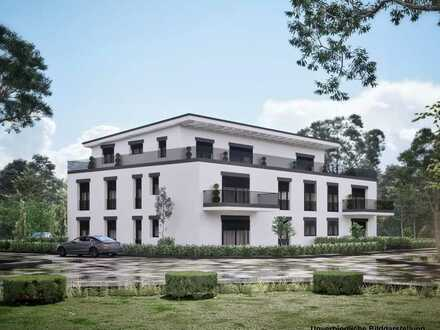 Lieber Wohnung statt Haus! - Großzügige EG-Wohnung mit Gartenanteil