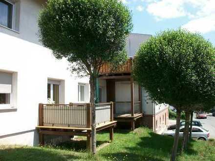Schöne 2-Zimmer-Wohnung mit Balkon in Neukirchen