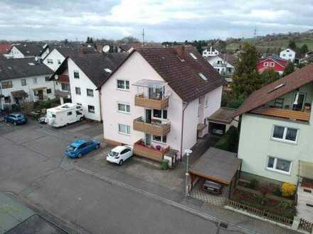 Gepflegtes Mehrfamilienhaus in Laudenbach
