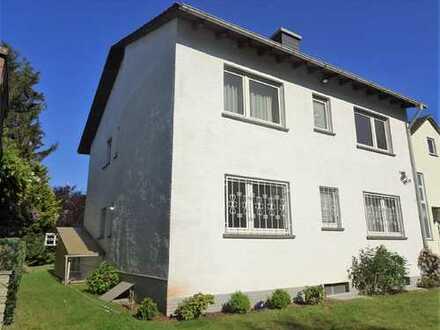 Flexibel nutzbar! Freistehendes 1-2 Familienhaus in Dreieich-Götzenhain