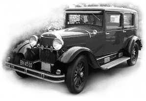 Stellplatz für Oldtimer & Sportwagen